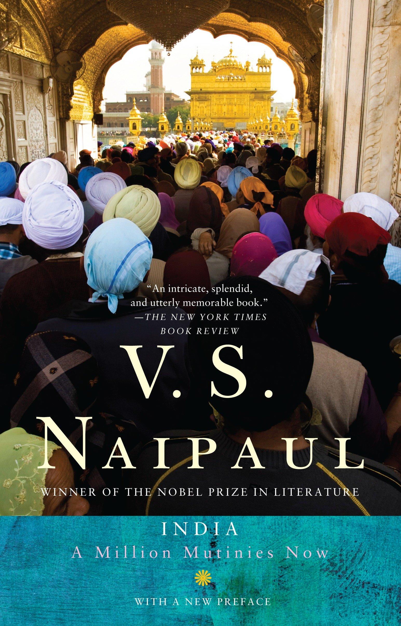 India: A Million Mutinies Now  V. S. Naipaul  Taschenbuch  Englisch  2011 - Naipaul, V. S.