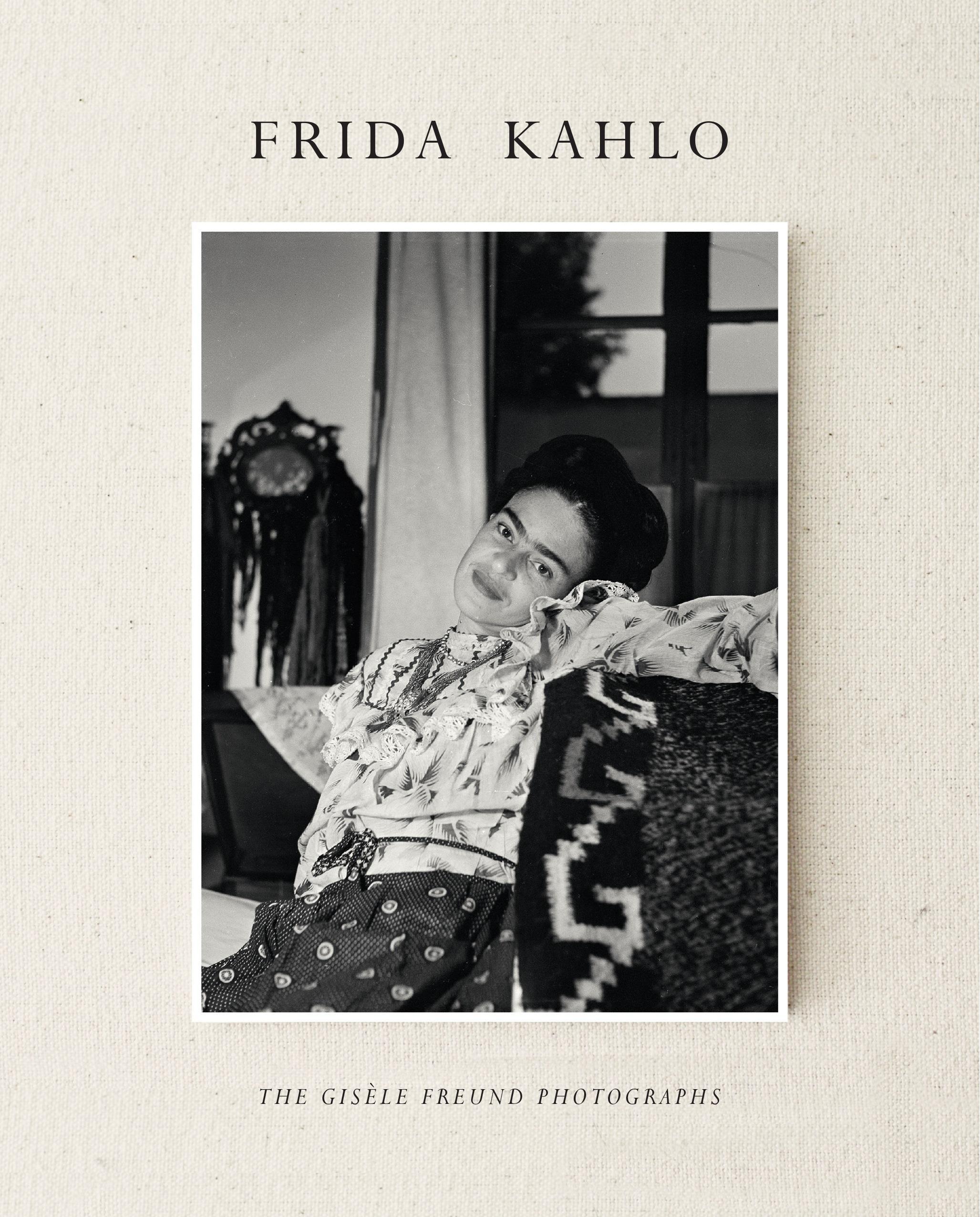 Frida Kahlo  The Gisèle Freud Photographs  Gérad de Cortanze (u. a.)  Buch  Englisch  2015 - Cortanze, Gérad de