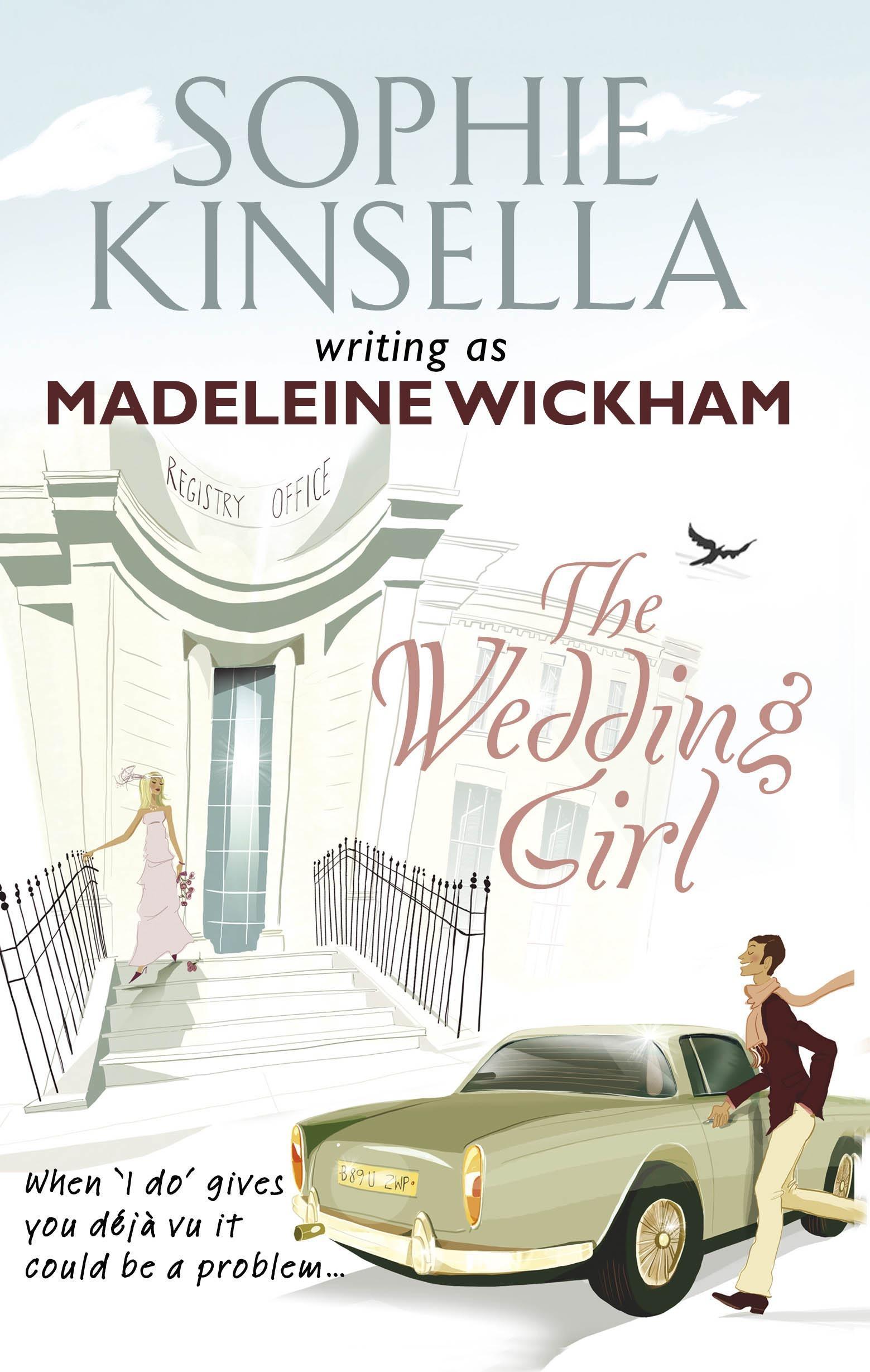 The Wedding Girl  Madeleine Wickham (u. a.)  Taschenbuch  Englisch  2010 - Wickham, Madeleine