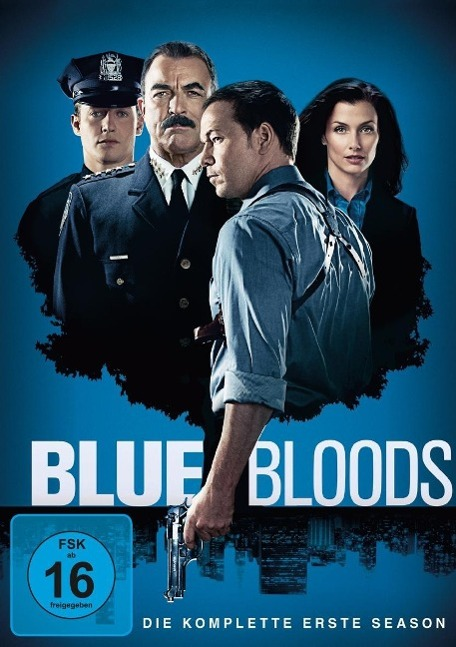 Blue Bloods - Season 1 (6 Discs, Multibox)  Deutsch/Englisch  DVD  6 DVDs  Deutsch  2014