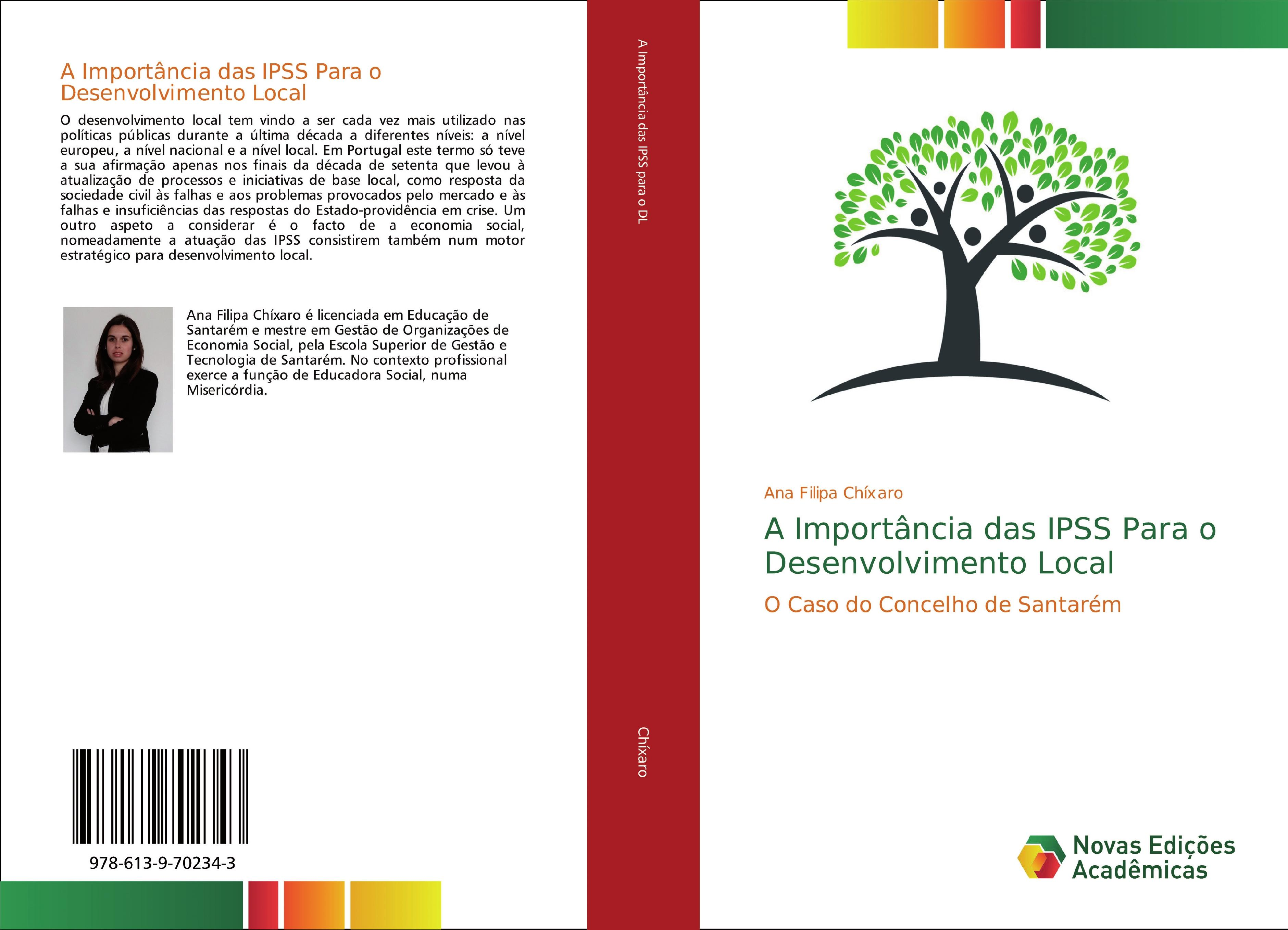 A Importância das IPSS Para o Desenvolvimento Local  Ana Filipa Chíxaro  Taschenbuch  Portugiesisch  2018 - Chíxaro, Ana Filipa