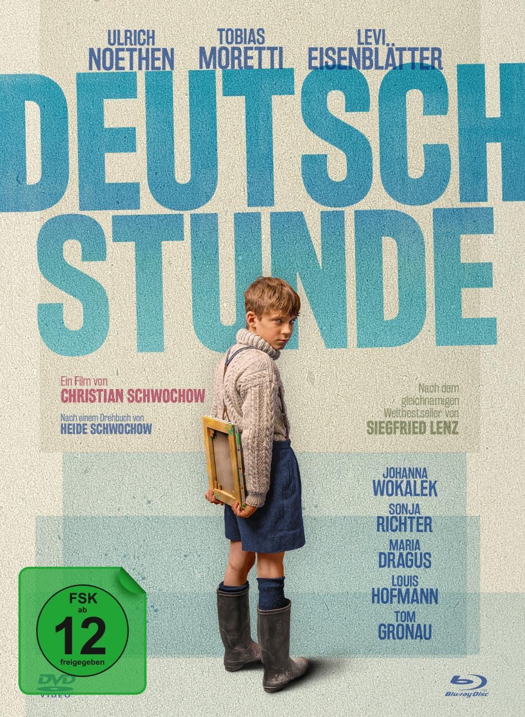 Deutschstunde - 2-Disc Mediabook (Blu-ray + DVD)  Christian Schwochow  Blu-ray Disc  2 Blu-ray Discs  Deutsch  2020