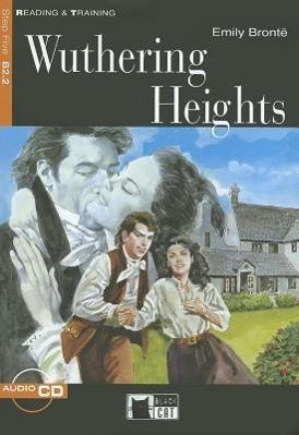 Wuthering Heights+cd Step 5  Emily Bronte  Taschenbuch  Reading & Training  Englisch  2008 - Bronte, Emily