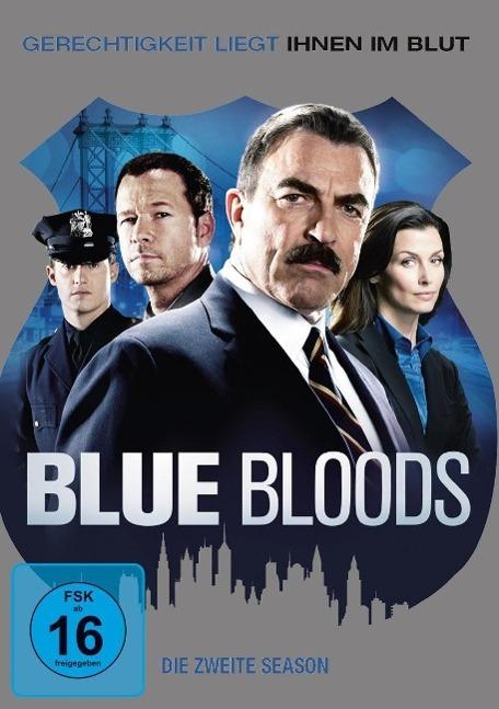 Blue Bloods - Season 2  DVD  6 DVDs  Deutsch  2014