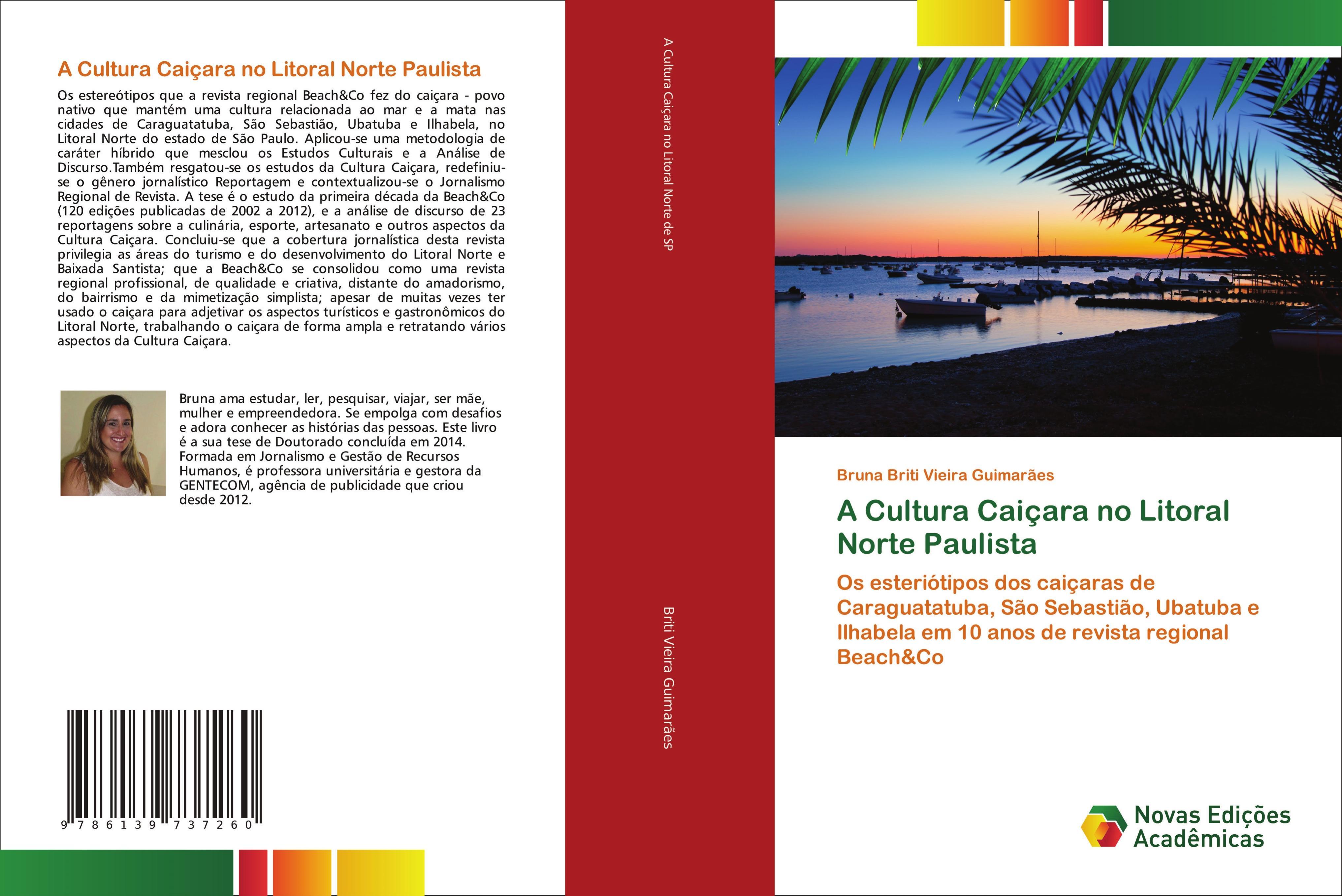 A Cultura Caiçara no Litoral Norte Paulista  Bruna Briti Vieira Guimarães  Taschenbuch  Portugiesisch  2019 - Briti Vieira Guimarães, Bruna