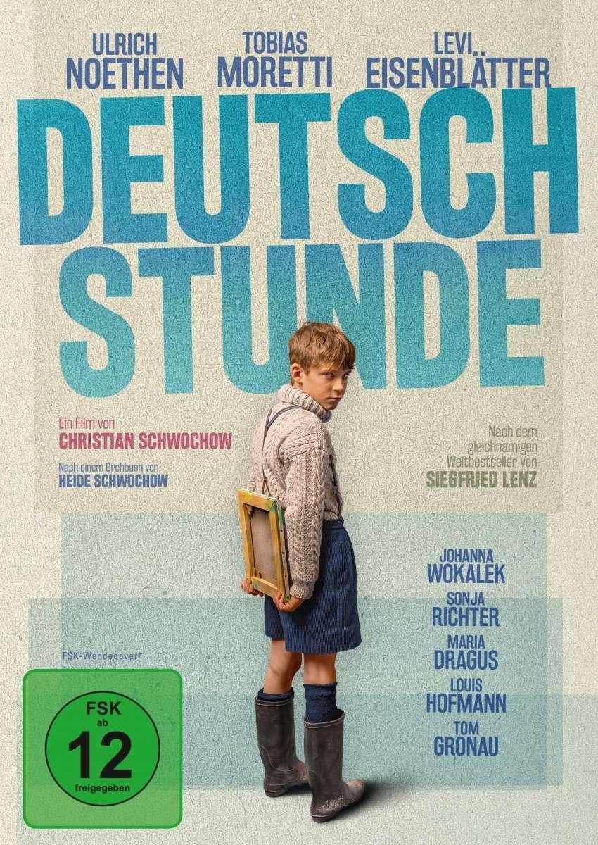 Deutschstunde  Deutsch  Christian Schwochow  DVD  Deutsch  2019