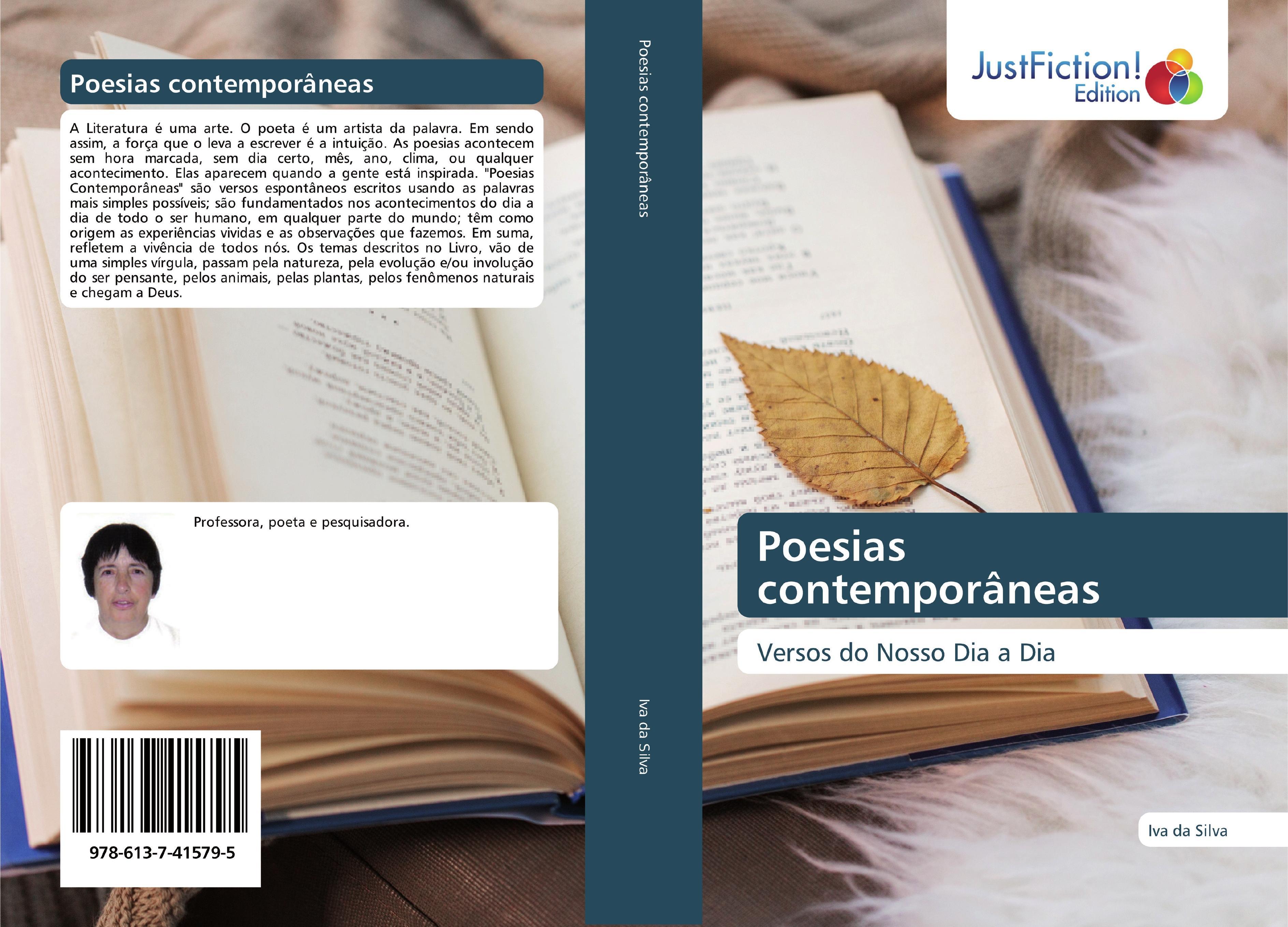 Poesias contemporâneas  Versos do Nosso Dia a Dia  Iva da Silva  Taschenbuch  Paperback  Englisch  2019 - da Silva, Iva